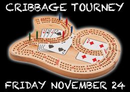 Hoppers Annual Cribbage Tourney 2017