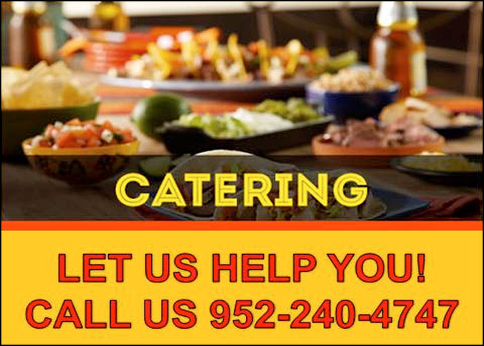 Let Hoppers Cater Your Party!