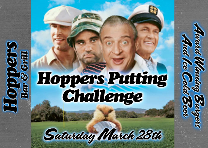 Hoppers Putting Challenge